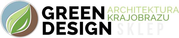 Sklep Green Design Projekty altan ogrodowych Logo