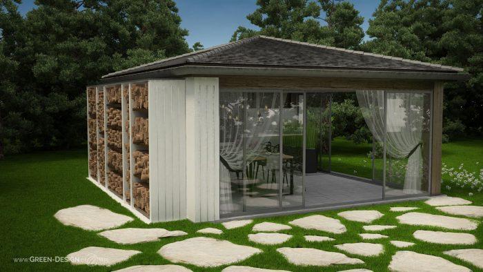 Sklep Green Design - Altana z krokusami